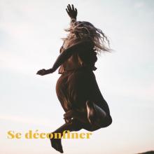 SE DÉCONFINER 🕊 - Essayer de prendre de nouvelles marques. - #déconfinement #liberté