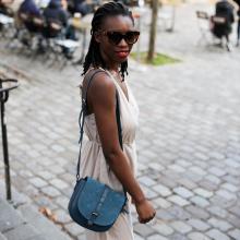FRENCH DAYS 🇫🇷 - Swipe pour voir Clara qui te déclare son amour en bleu, blanc et rouge. Jusqu'au 2 juin, c'est les French Days chez Sabrina. Clara et toute la collection été sont à -20% de quoi se faire un petit cadeau bien mérité. - Sac Clara  #frenchdays #welovesabrinaparis #librebelleepanouie #paris #montmartre #bleublancerouge