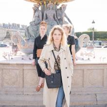 LE SAC DE LA SEMAINE 👛 - Silvia est gracieuse, une fois placée sur votre épaule, elle ne vous quittera plus.⠀⠀⠀⠀⠀⠀⠀⠀⠀ Capucine est disponible en 4 coloris : noir, miel, bourgogne & forêt sur l'eshop ❤️⠀⠀⠀⠀⠀⠀⠀⠀⠀ -⠀⠀⠀⠀⠀⠀⠀⠀⠀ Sac Silvia⠀⠀⠀⠀⠀⠀⠀⠀⠀ #librebelleepanouie #sabrinaparis #welovesabrinaparis #nouvellecollection #backtowork