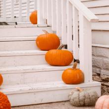 PUMPKIN SPICE AND EVERYTHING NICE 🎃 - Le bonheur d'être en automne.⠀⠀⠀⠀⠀⠀⠀⠀⠀ Quelle est votre saison préférée ?⠀⠀⠀⠀⠀⠀⠀⠀⠀ -⠀⠀⠀⠀⠀⠀⠀⠀⠀ #automne #pumpkinspiceandeverythingnice #pumpkinlovers